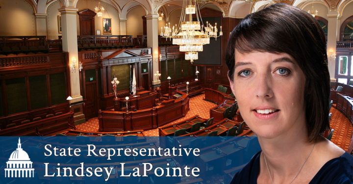 Rep. LaPointe's Remarks to the CPS Board Regarding In-Person Schooling